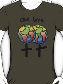 One Love Female T-Shirt