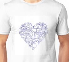 From Rome with love Unisex T-Shirt