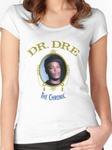 The Chronic Women's Fitted Scoop T-Shirt