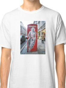 Einstein in London Classic T-Shirt