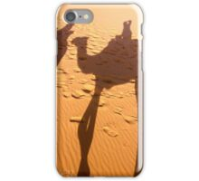 Shades of the Sahara iPhone Case/Skin