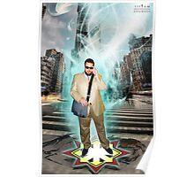 KAIROS Touchdown Poster