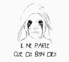 """Soeur Sourire (Sister Smile - Dominque) """"Il ne parle que du bon dieu"""" Unisex T-Shirt"""