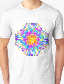 Vivid paint splash T-Shirt
