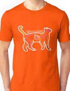 Balance and Composure Cat Unisex T-Shirt