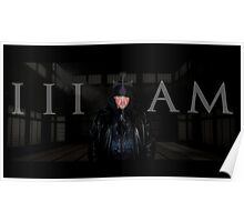 III † AM: Hooded KAIROS Poster