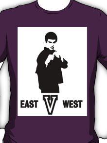 Bruce Lee East vs West T-Shirt