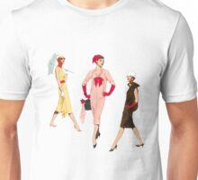 1950's Girls Unisex T-Shirt