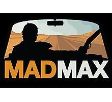 Mad Max - Don Draper Edition Photographic Print