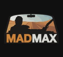 Mad Max - Don Draper Edition by Daniel Rubinstein