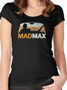 Mad Max - Don Draper Edition Women's Fitted Scoop T-Shirt