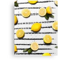 fruit 4 Canvas Print