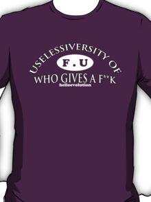 Uselessiversity (SFW) T-Shirt