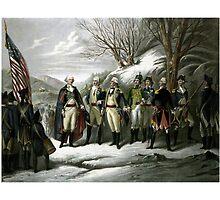 Washington and His Generals by warishellstore