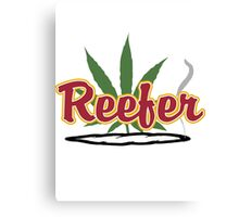 Reefer Canvas Print