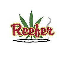 Reefer Photographic Print