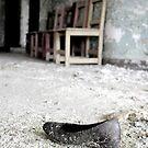 Huarache , Asylum in CT by kailani carlson