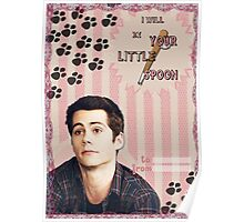 My Teenwolfed Valentine[I'll be Your Little Spoon] Poster