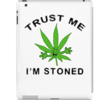 Very Funny  Marijuana iPad Case/Skin