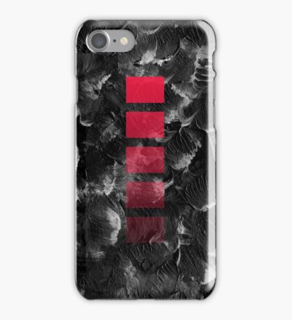 black ocean iPhone Case/Skin