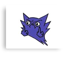 Spiteful Haunter Canvas Print