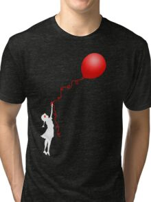 The story of not letting go #2 Tri-blend T-Shirt