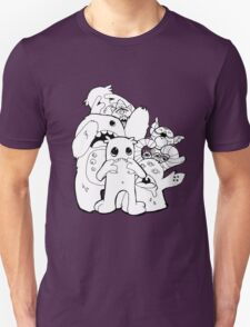 Scarrdy monsters T-Shirt