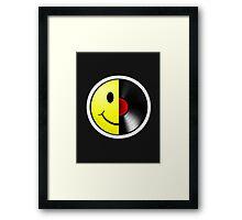 Acid House.  Framed Print