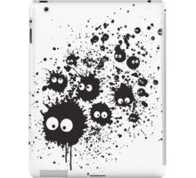 Susuwatari ink iPad Case/Skin