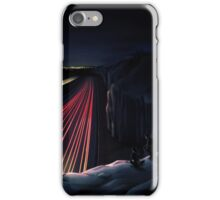 Our Names in Lights iPhone Case/Skin