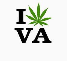 I Love Virginia Marijuana Cannabis Weed  Unisex T-Shirt