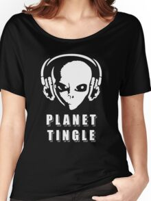 Planet Tingle Women's Relaxed Fit T-Shirt