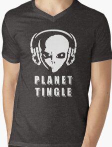 Planet Tingle Mens V-Neck T-Shirt