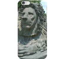 Milwaukee Lion iPhone Case/Skin