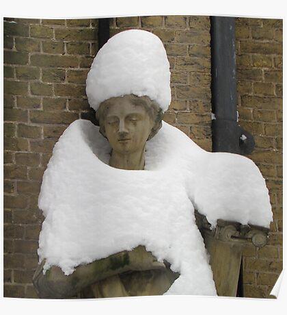 Snow Fashion Poster