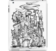 Ruined London iPad Case/Skin