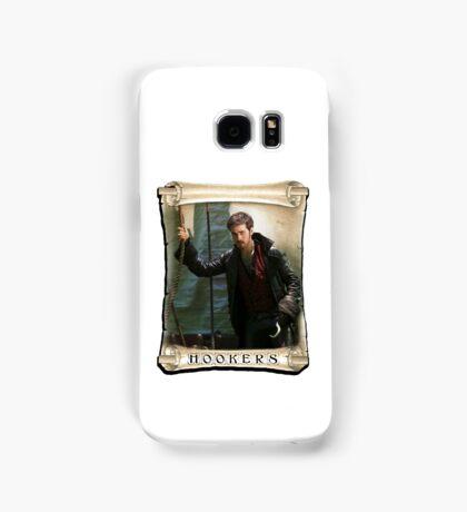 Colin O'Donoghue / Captain Hook Samsung Galaxy Case/Skin