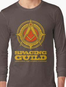Dune SPACING GUILD Long Sleeve T-Shirt