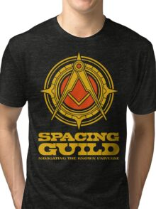 Dune SPACING GUILD Tri-blend T-Shirt