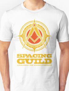 Dune SPACING GUILD Unisex T-Shirt