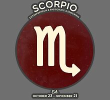 Scorpio by Cagdas Kaya