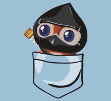 Ninja Pepe! by slothgirlart