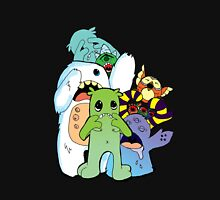 Scarrdy monsters in color Unisex T-Shirt