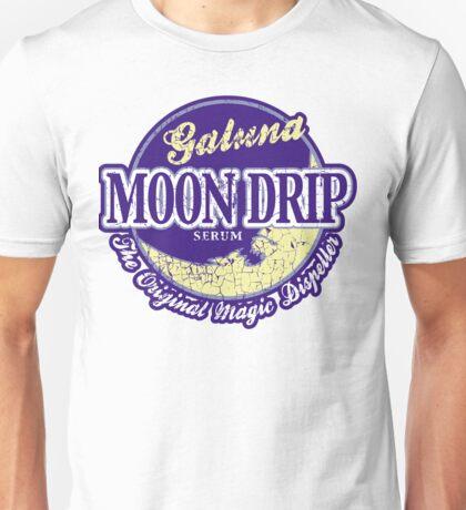 Galuna Moon Drip 2.0 Unisex T-Shirt