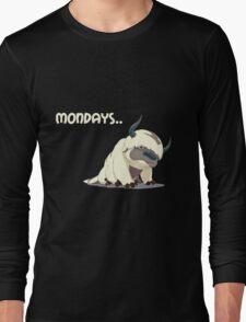 Appa on Mondays V2 Long Sleeve T-Shirt