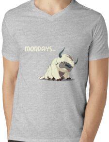 Appa on Mondays V2 Mens V-Neck T-Shirt