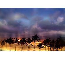 Dreaming in Kauai Photographic Print