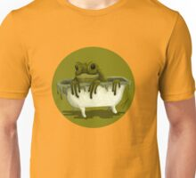 Toad in a Tub Unisex T-Shirt