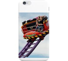 Fun and fear at the Eindhoven fair iPhone Case/Skin