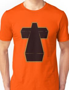 Justice - Cross Unisex T-Shirt